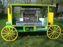 Russell Holt Cart
